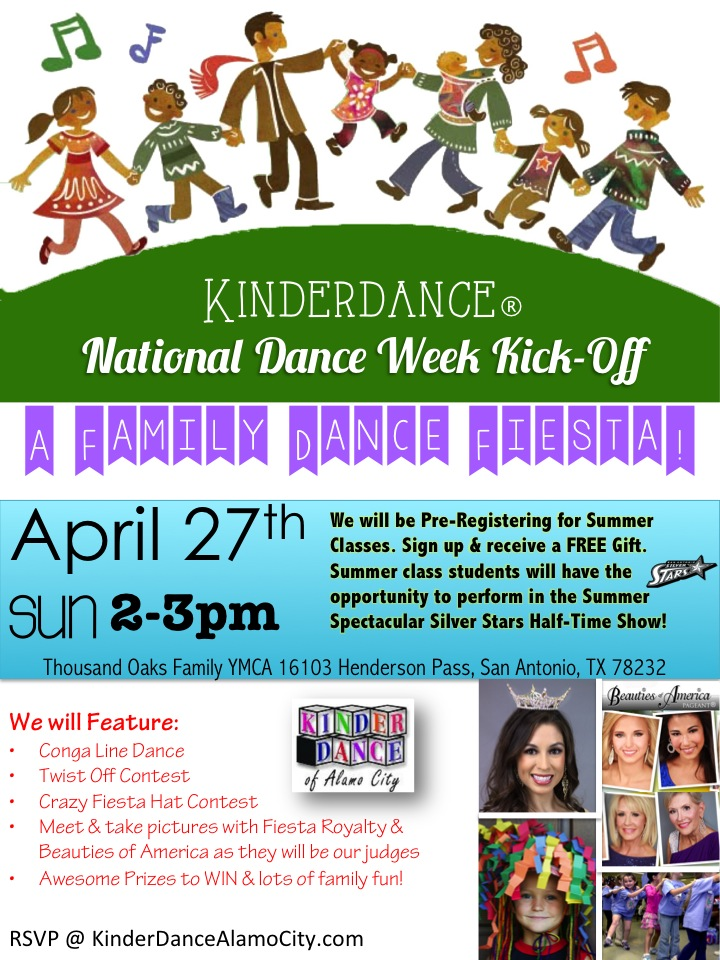 National Dance Week Kick-Off