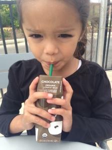 Starbucks Organic Chocolate Milk