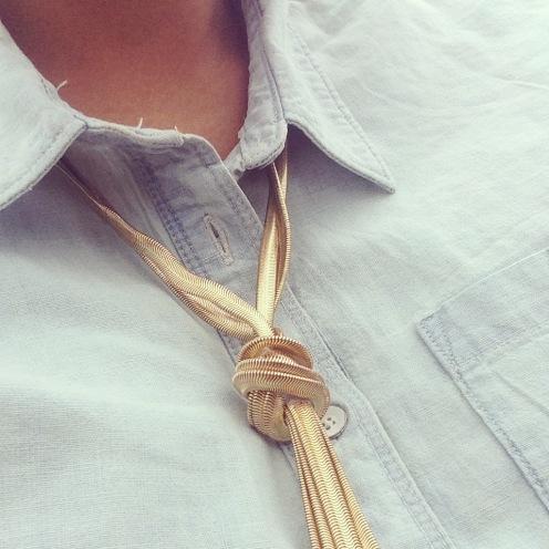 Gold Accessories For Fall San Antonio Blogger