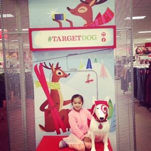 #targetdog